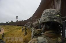 Mỹ: Bang California rút Lực lượng Vệ binh quốc gia khỏi biên giới