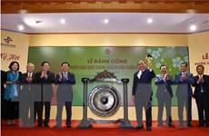 Thủ tướng khai trương phiên giao dịch chứng khoán đầu Xuân Kỷ Hợi 2019