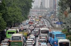 Indonesia thúc đẩy các biện pháp cải thiện giao thông ở thủ đô Jakarta