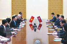 Phó Thủ tướng, Bộ trưởng Ngoại giao Phạm Bình Minh thăm Triều Tiên