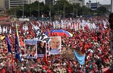 Uruguay cam kết thúc đẩy giải pháp hòa bình cho Venezuela