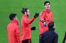 Gareth Bale tiếp tục bị Thibault Courtois chỉ trích là thiếu hòa đồng