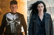 Trảm ''The Punisher'' và ''Jessica Jones,'' Netflix chia tay Marvel
