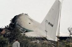 Rơi máy bay quân sự ở Algeria khiến 2 binh sỹ thiệt mạng