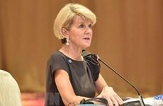 Nữ ngoại trưởng đầu tiên của Australia rời chính trường