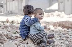 Báo động trẻ em thiệt mạng khi chạy khỏi vùng chiến sự ở Syria