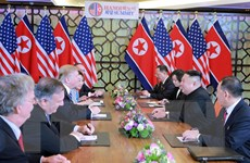 Giới phân tích đánh giá tích cực về hội nghị thượng đỉnh Mỹ-Triều Tiên