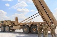 Lockheed Martin nhận 1 tỷ USD để lắp đặt THAAD cho Saudi Arabia
