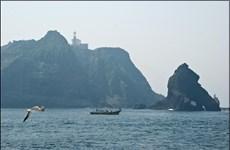 Hàn Quốc khảo sát đáy biển gần quần đảo Dokdo tranh chấp với Nhật Bản