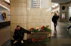 Nga xét xử 11 đối tượng liên quan vụ đánh bom tàu điện ngầm năm 2017