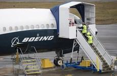 Boeing tạm ngừng giao máy bay 737 MAX sau tai nạn tại Ethiopia