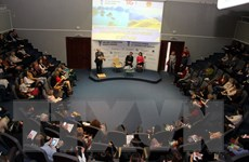 """Hội thảo """"Tiềm năng du lịch Việt Nam"""" tại Ukraine"""