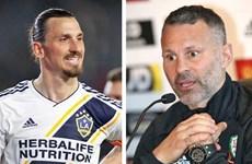 Bị Zlatan Ibrahimovic chỉ trích, huyền thoại Ryan Giggs phản bác