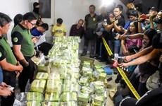 Thái Lan: Tăng cường chiến dịch trấn áp tội phạm ma túy