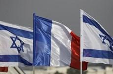 Israel ra lệnh đóng cửa trung tâm văn hóa Pháp ở Jerusalem