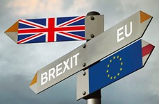 Anh hối thúc giới tài chính EU đề phòng kịch bản ''không thỏa thuận''