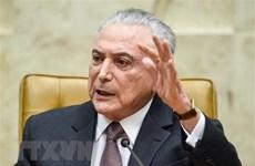 Cựu Tổng thống Brazil M.Temer bị bắt giữ vì cáo buộc tham nhũng
