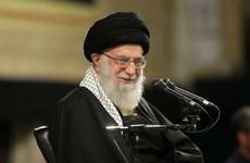 Lãnh đạo tối cao Iran khẳng định đánh bại Mỹ trong cuộc chiến kinh tế