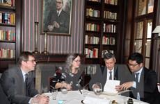 Thúc đẩy mạnh mẽ quan hệ hợp tác Việt Nam và bang Thüringen của Đức