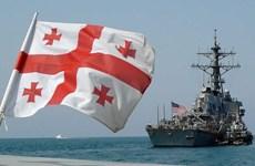 NATO, Gruzia thảo luận tăng cường hợp tác hải quân ở Biển Đen