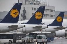 Đức: Nhiều chuyến bay bị hủy do sự cố kiểm soát không lưu
