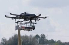 Tập đoàn UPS sử dụng thiết bị bay không người lái để chuyển hàng