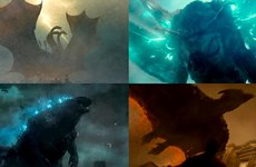 [Video] Warner Bros. hé lộ thêm hình ảnh các quái thú khổng lồ
