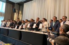 Ủy ban Bầu cử Thái Lan bất ngờ công bố kết quả bầu cử