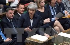 Quân bài cuối của Thủ tướng Anh Theresa May trước thềm Brexit