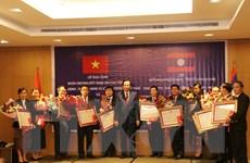 Đẩy mạnh hợp tác lao động và phúc lợi xã hội Việt Nam - Lào