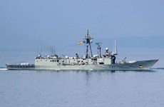 Nhóm tàu chiến NATO tiến vào Biển Đen nhằm chuẩn bị tập trận
