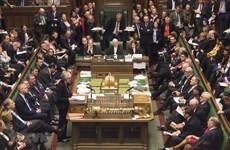 Vấn đề Brexit: Hạ Viện Anh bỏ phiếu thỏa thuận rút khỏi EU