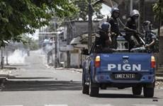 Mỹ rút toàn bộ nhân viên khỏi Comoros do bất ổn an ninh