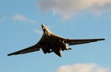Máy bay ném bom chiến lược Nga tuần tra trên Biển Bắc và Biển Barents
