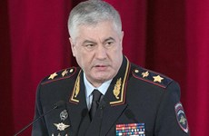 Bộ trưởng Nội vụ Nga thăm Triều Tiên để bàn về tình hình khu vực
