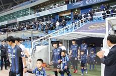 Công Phượng lần đầu tiên được đá chính cho Incheon United của Hàn Quốc