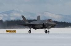 Nhật Bản tạm ngừng toàn bộ hoạt động của đội bay F-35A