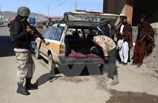 Taliban tấn công căn cứ không quân lớn nhất của Mỹ tại Afghanistan