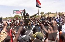 Lực lượng biểu tình ở Sudan yêu cầu chuyển giao quyền lực