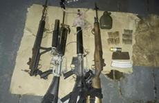 Cảnh sát Philippines bắt 4 phần tử khủng bố Abu Sayyaf