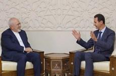 Syria và Iran thảo luận về giải pháp chính trị cho Syria
