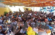 Giao tranh tại thủ đô khiến 18.000 người Libya phải chạy nạn