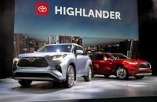 Nhiều mẫu SUV ra mắt tại Triển lãm ô tô quốc tế New York 2019