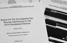 [Video] Mỹ công bố toàn văn báo cáo của Công tố viên đặc biệt Mueller