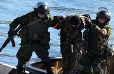 Nga giảm kỷ lục số tội phạm khủng bố trên toàn quốc
