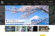 D2C X Inc. ra mắt trang thông tin du lịch Nhật Bản bằng tiếng Việt