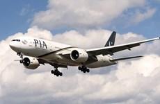 Pakistan: Máy bay hạ cánh khẩn cấp do bị de dọa đánh bom