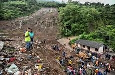 [Video] 16 người thiệt mạng do sạt lở đất tại Colombia