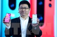 Doanh thu của tập đoàn viễn thông Huawei tăng mạnh trong quý 1