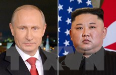 Nhà lãnh đạo Triều Tiên có thể thăm Hạm đội Thái Bình Dương của Nga